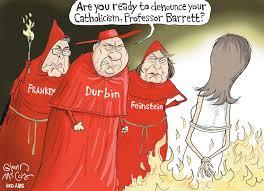 Cartoon Questioning Barrett