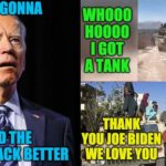 He Does It!!! Biden Finally Builds Back Better (BBB)!